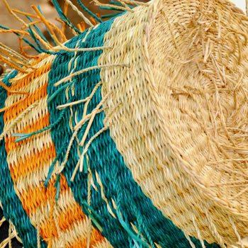 african woven baskets